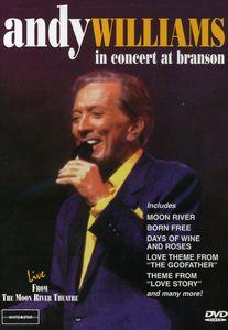【メール便送料無料】【1】ANDY WILLIAMS / IN CONCERT AT BRANSON (輸入盤DVD) (アンディ・ウィリアムス)