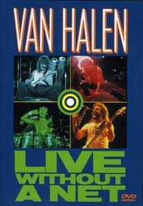 【メール便送料無料】VAN HALEN / LIVE WITHOUT A NET (輸入盤DVD) (ヴァン・ヘイレン)