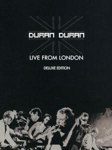 【メール便送料無料】DURAN DURAN / LIVE FROM LONDON (W/CD) (輸入盤DVD) (デュラン・デュラン)