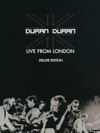 【メール便送料無料】DURAN DURAN / LIVE FROM LONDON (W/CD) (輸入盤DVD) (デュラン・デュラン)【★】