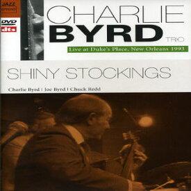 【輸入盤DVD】【ネコポス送料無料】【0】CHARLIE BYRD / LIVE AT DUKE'S PLACE NEW ORLEANS 1993(チャーリー・バード)