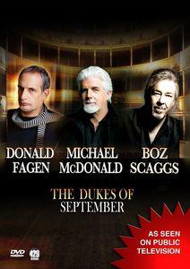 【メール便送料無料】【1】DUKES OF SEPTEMBER / LIVE FROM LINCOLN CENTER (輸入盤DVD)