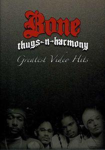 【メール便送料無料】【1】BONE THUGS N HARMONY / GREATEST HITS (輸入盤DVD) (ボーン・サグスン・ハーモニー)