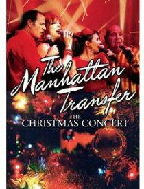 【輸入盤DVD】【ネコポス100円】【0】MANHATTAN TRANSFER / CHRISTMAS CONCERT(マンハッタン・トランスファー)