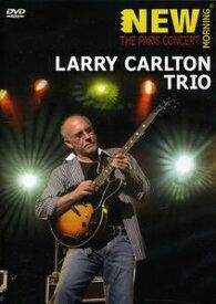 【輸入盤DVD】【ネコポス送料無料】【0】LARRY CARLTON TRIO / PARIS CONCERT(ラリー・カールトン)