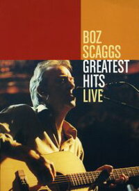 【メール便送料無料】【1】BOZ SCAGGS / GREATEST HITS LIVE (輸入盤DVD) (ボズ・スキャッグス)【★】