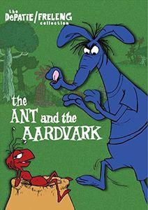 【メール便送料無料】【1】ANT & THE AARDVARK (アニメ輸入盤DVD)