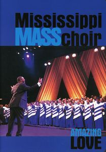 【メール便送料無料】MISSISSIPPI MASS CHOIR / AMAZING LOVE (輸入盤DVD)
