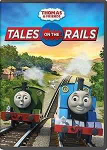 【メール便送料無料】【1】THOMAS & FRIENDS: TALES ON THE RAILS (アニメ輸入盤DVD)