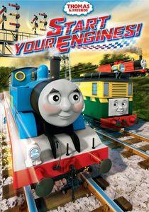 【メール便送料無料】【1】THOMAS & FRIENDS: START YOUR ENGINES (アニメ輸入盤DVD)
