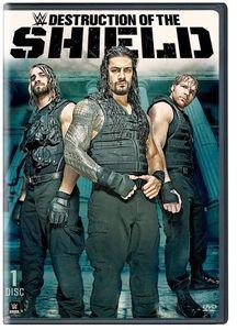 【メール便送料無料】【1】WWE: DESTRUCTION OF THE SHIELD (輸入盤DVD)【D2017/2/7発売】