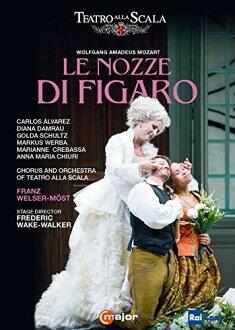 LE NOZZE DI FIGARO (2 PC) (수입반DVD)