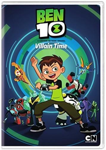 【メール便送料無料】BEN 10: VILLAIN TIME - SEASON 1 (アニメ輸入盤DVD)【D2018/2/13発売】