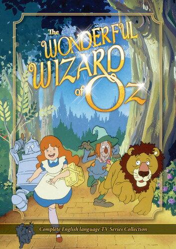 【送料無料】WONDERFUL WIZARD OF OZ (6PC) (アニメ輸入盤DVD)【D2017/8/29発売】