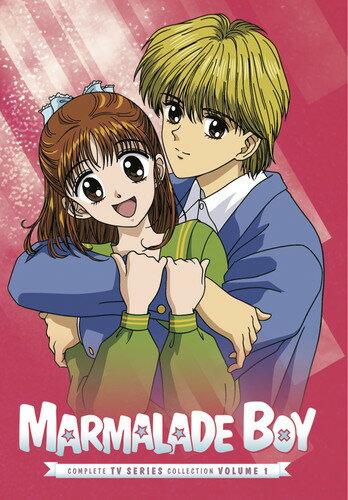 【送料無料】【1】MARMALADE BOY COMPLETE COLLECTION PART 1 (6PC) (アニメ輸入盤DVD)【D2017/8/29発売】