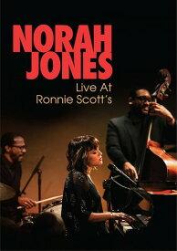 【輸入盤DVD】【ネコポス送料無料】【0】NORAH JONES / LIVE AT RONNIE SCOTT'S【DM2018/6/15発売】(ノラ・ジョーンズ)