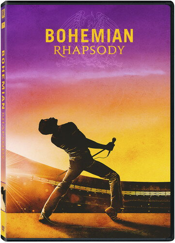 【メール便送料無料】【1】Queen / Bohemian Rhapsody (輸入盤DVD) (ボヘミアン・ラプソディ)【映画】【DM2019/2/12発売】