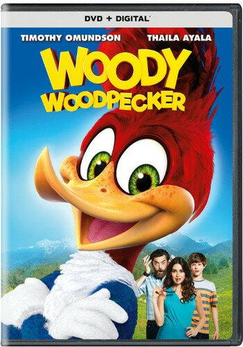【メール便送料無料】WOODY WOODPECKER (アニメ輸入盤DVD)【D2018/2/6発売】
