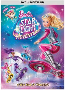 【メール便送料無料】【1】BARBIE STAR LIGHT ADVENTURE (アニメ輸入盤DVD)【D2017/4/25発売】