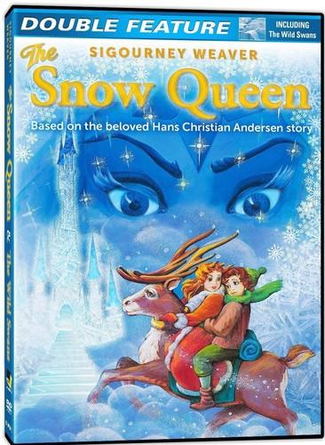 【メール便送料無料】SNOW QUEEN (アニメ輸入盤DVD)【D2017/8/1発売】