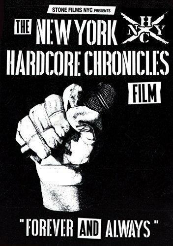 【メール便送料無料】【1】NEW YORK HARDCORE CHRONICLES FILM (輸入盤DVD)【DM2017/9/8発売】