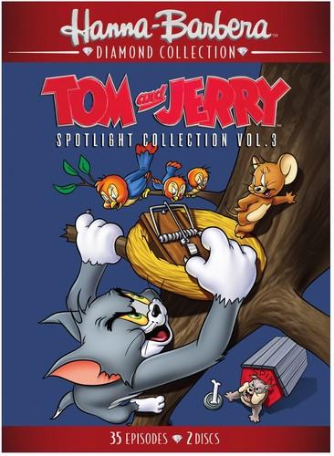 【メール便送料無料】TOM & JERRY SPOTLIGHT COLLECTION 3 (2PC) (アニメ輸入盤DVD)【D2017/10/3発売】