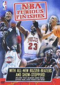 【輸入盤DVD】【ネコポス100円】【1】NBA - FURIOUS FINISHES TEAM MARKETING