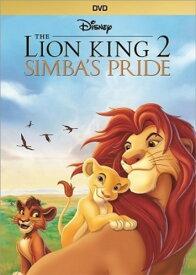 【輸入盤DVD】【1】LION KING II: SIMBA'S PRIDE (アニメ)【D2017/8/29発売】