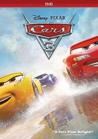 【輸入盤DVD】【1】CARS 3 (アニメ)【D2017/11/7発売】