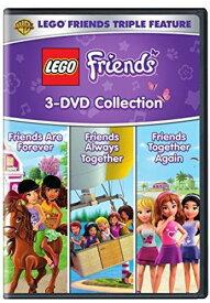 【輸入盤DVD】【1】LEGO FRIENDS TRIPLE FEATURE (3PC)(アニメ)【D2017/2/14発売】