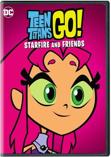 【メール便送料無料】TEEN TITANS GO: STARFIRE & FRIENDS (アニメ輸入盤DVD)【D2018/2/6発売】