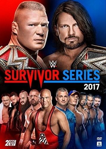【メール便送料無料】WWE: SURVIVOR SERIES 2017 (2PC) (輸入盤DVD)【D2017/12/26発売】
