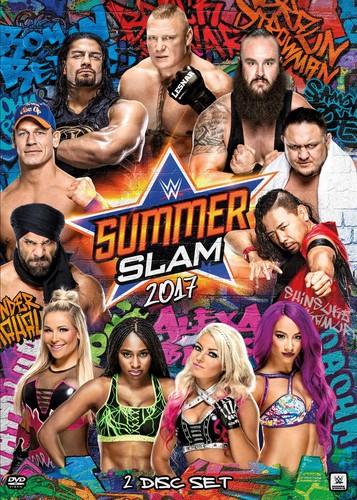 【メール便送料無料】【1】WWE: SUMMERSLAM 2017 (輸入盤DVD)【D2017/9/19発売】