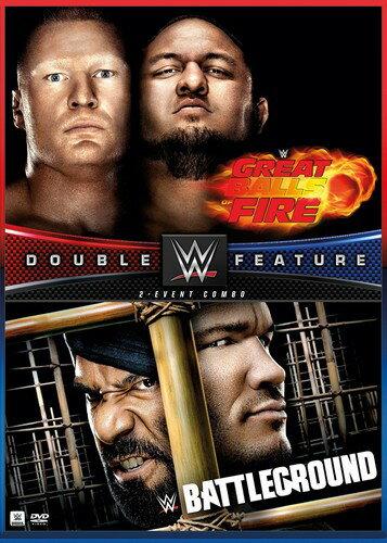 【メール便送料無料】【1】WWE: GREAT BALLS OF FIRE (輸入盤DVD)【D2017/8/29発売】
