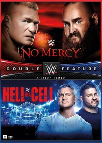 【メール便送料無料】【1】WWE: NO MERCY/HELL IN A CELL 2017 (2PC) (輸入盤DVD)【D2017/11/14発売】