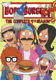 【輸入盤DVD】BOB'S BURGERS: COMPLETE 9TH SEASON (3PC)