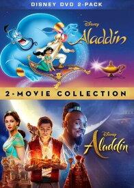 【輸入盤DVD】ALADDIN (LIVE ACTION) (ANIMATED) (2PC)【D2021/5/11発売】