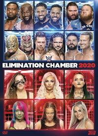 【輸入盤DVD】WWE: ELIMINATION CHAMBER 2020 (2PC)
