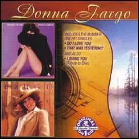 【メール便送料無料】Donna Fargo / Shame on Me/Fargo (輸入盤CD)(ドナ・ファーゴ)