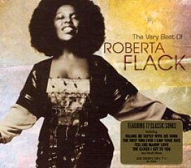 【輸入盤CD】Roberta Flack / Very Best Of Roberta Flack (ロバータ・フラック)