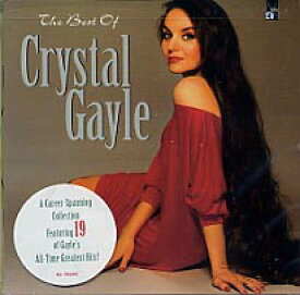 【輸入盤CD】Crystal Gayle / Best Of Crystal Gayle (クリスタル・ゲイル)