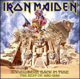 【輸入盤CD】Iron Maiden / Somewhere Back in Time: The Best of 1980-1989 (アイアン・メイデン)