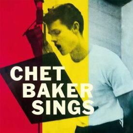 【輸入盤LPレコード】Chet Baker / Sings (180 Gram Vinyl)(チェット・ベーカー)