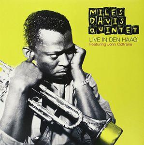 Miles Davis Quintet / Live In Den Haag (Limited Edition)【輸入盤LPレコード】(マイルス・デイウ゛ィス)