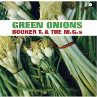 Booker T. & The MG's / Green Onions (Spanish board) (booker T&MGs)