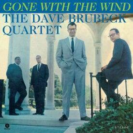 【輸入盤LPレコード】Dave Brubeck / Gone With The Wind (180 Gram Vinyl)(デイウ゛・ブルーベック)