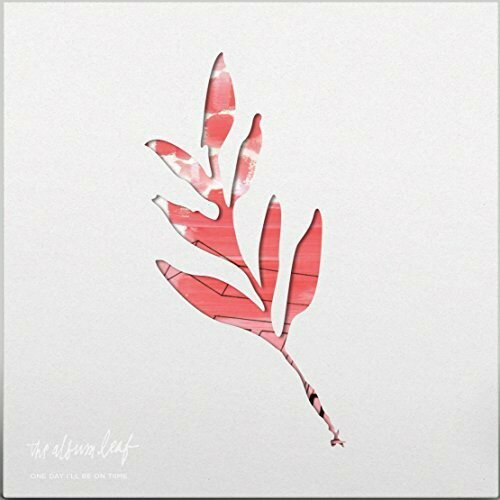 Album Leaf / One Day I'll Be On Time (Colored Vinyl) (Limited Edition) (Pink) (White)【輸入盤LPレコード】【LP2017/12/8発売】(アルバム・リーフ)