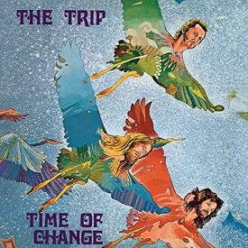 【輸入盤LPレコード】Trip / Time Of Change (w/CD) (Colored Vinyl) (イタリア盤)【LP2018/1/26発売】