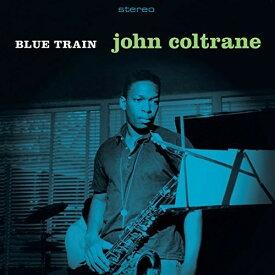 【輸入盤LPレコード】John Coltrane / Blue Train (Bonus Track) (Colored Vinyl) (Limited Edition) (180gram Vinyl) (Red)【LP2018/1/26発売】(ジョン・コルトレーン)