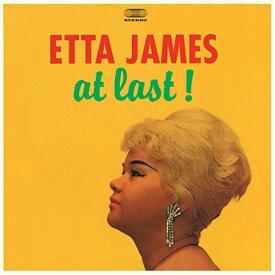 【輸入盤LPレコード】Etta James / At Last (Blue) (Bonus Tracks) (Colored Vinyl) (Limited Edition) (180gram Vinyl)【LP2018/1/26発売】(エタ・ジェームス)